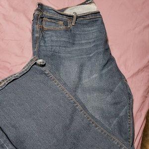 Old navy original Jean's 18 short